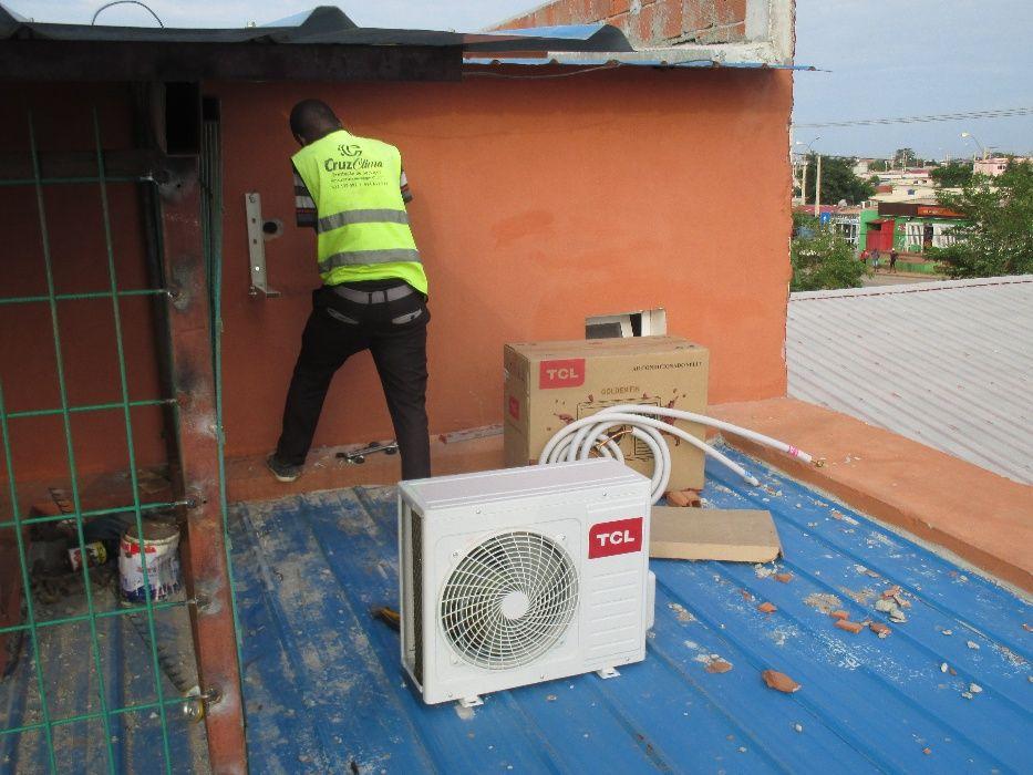 Instalação, Manutenção e Conserto de Aparelhos de Ar Condicionado