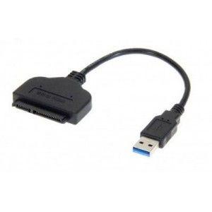Cablu adaptor pt HDD / SSD - USB 3.0 la SATA 3