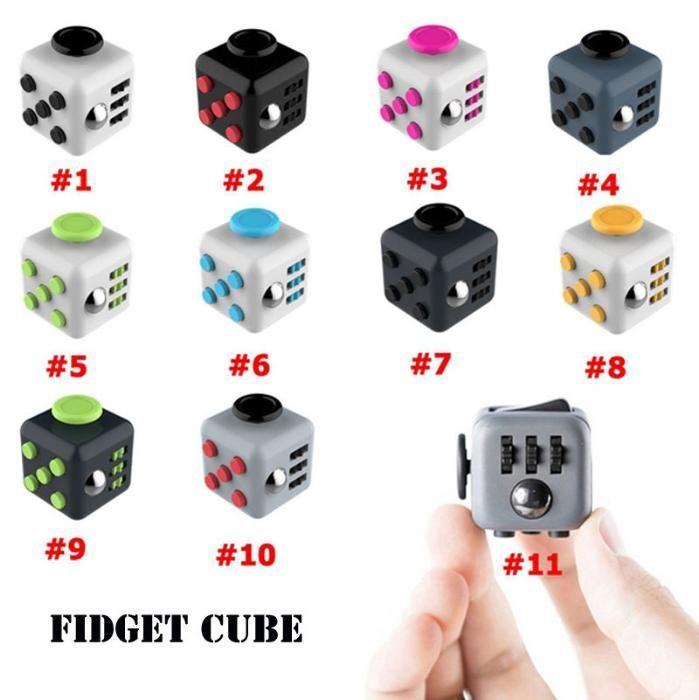 Fidget Cube / Spinner / Фиджет Куб / Спиннер / Спинер