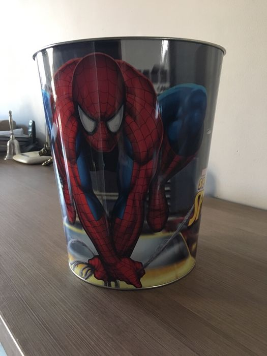 Алуминиево кошче със Спайдърмен