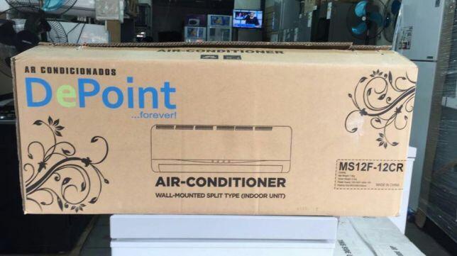 Ar condicionado DePoint 9000btus na caixa selado