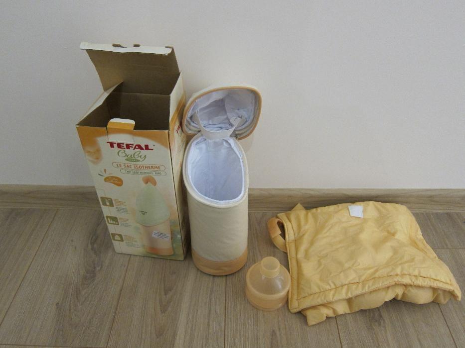 ТЕФАЛ термо чанта за съхранение на топло бебешко мляко