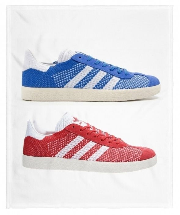 -15% Adidas Gazelle Primeknit Оригинални Мъжки Спортни Обувки