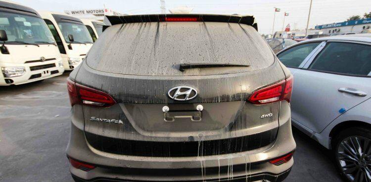 Vende-se Hyundai Santafe Lobito - imagem 4