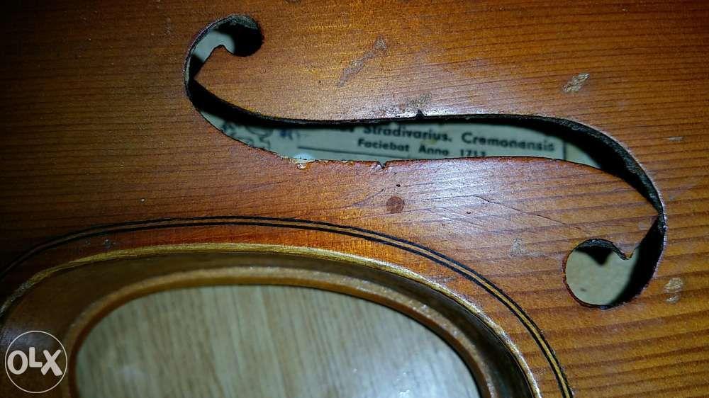 Vioara Antonius Stradivarius Cremonensis 1713