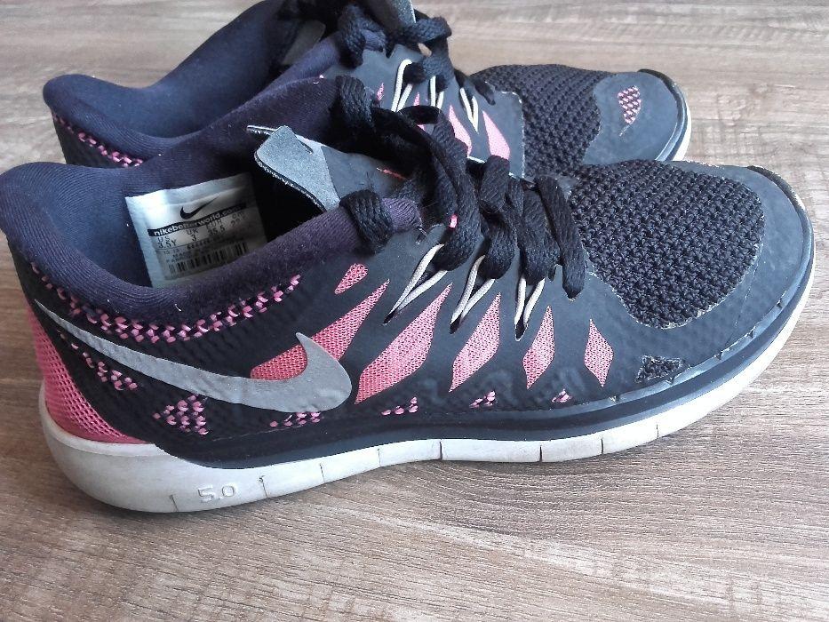 Маратонки Nike Free 5.0 номер 35,5