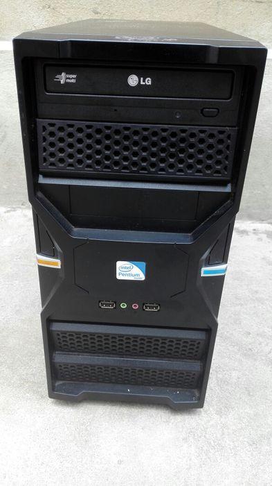 Pc Desktop completo dual core ram 4gb hd 250gb monitor 20 polegadas