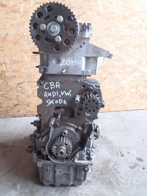 Motor 2.0 tdi CBAB / CBBA Audi, Vw garantie 3 luni