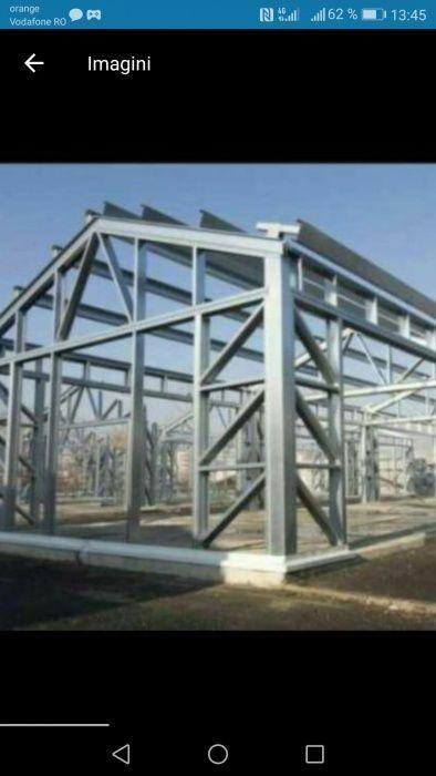 Structura metalica din profil
