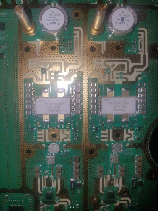 Tranzistori ld mos domeniu rf