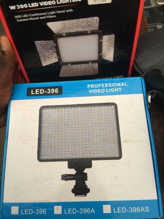 Vendo Luz de câmera para filmar vídeos a bom preço
