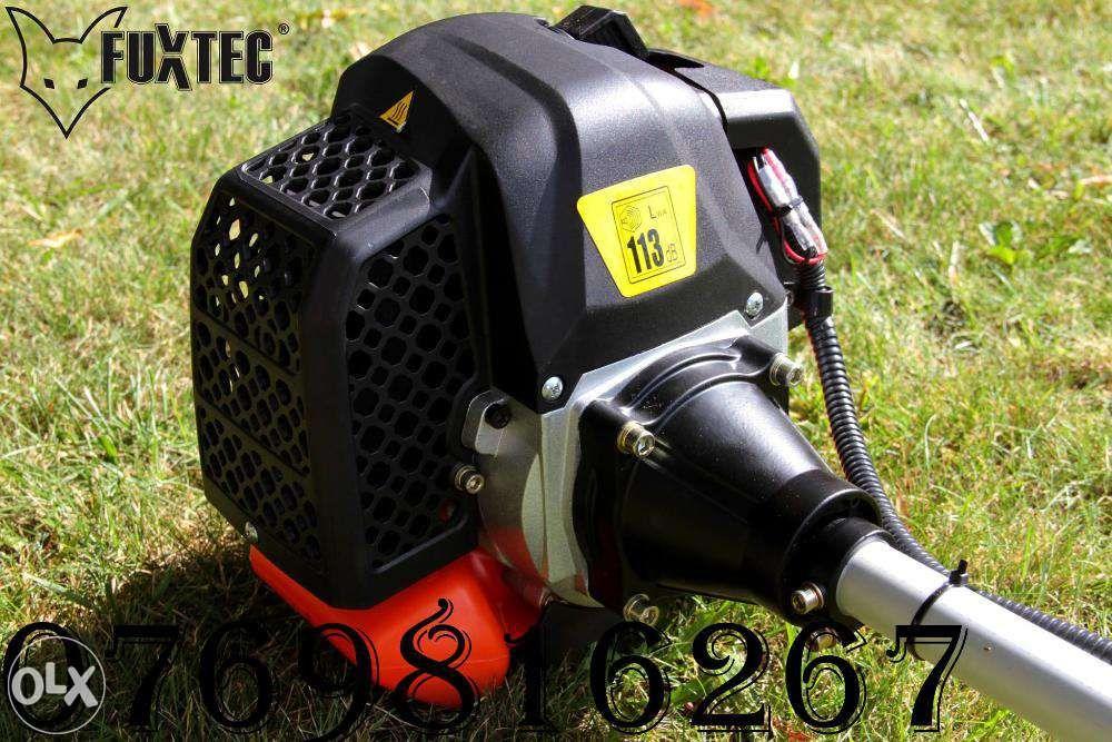 Motocoasa 2in1 Fuxtec FX-MS152 MODEL NOU 52 ccm 3 cai cu garantie Sacueni - imagine 6