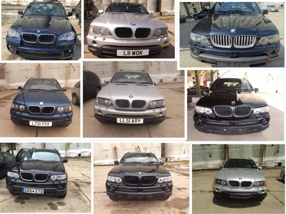 dezmembrez bmw x5 3.0D facelift e53 2006 /piese bmw x5 facelift e53