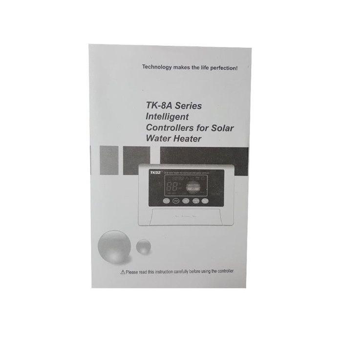 PANOU solar apa calda INOX 150L 180L REZERVOR nepresurizat Controler‼️ Targoviste - imagine 8