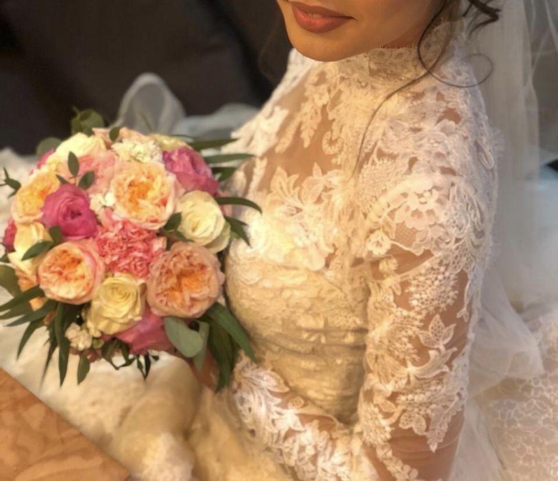 Свадебное платье Pronovias новое