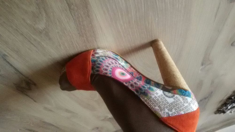 Pantofi Desigual superbi