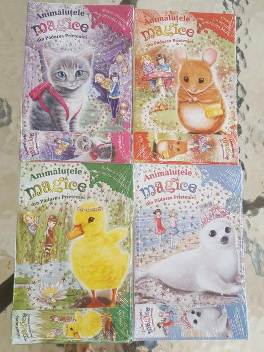 Colectie 8 carti de povesti
