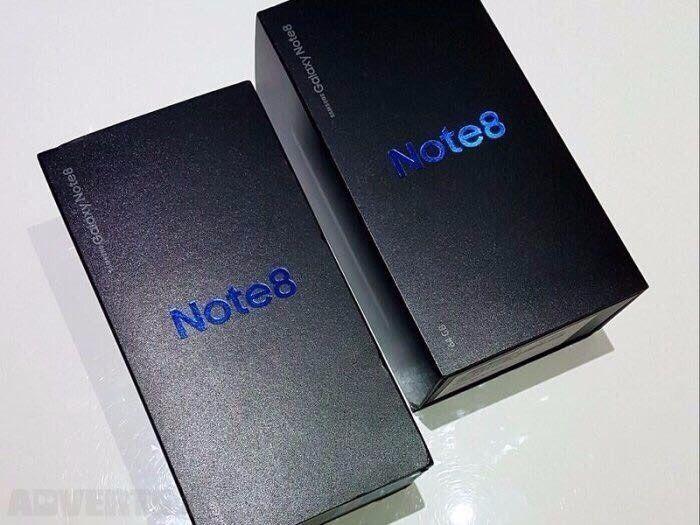 Samsung Galaxy Note8 64GB novos selados