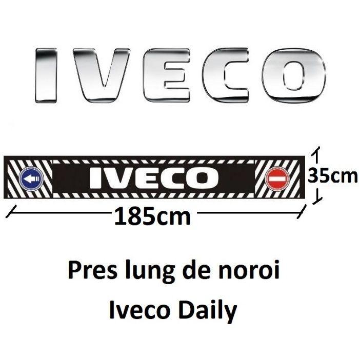 Aparatoare pres lung de noroi Iveco Daily 35x185cm din cauciuc rez.