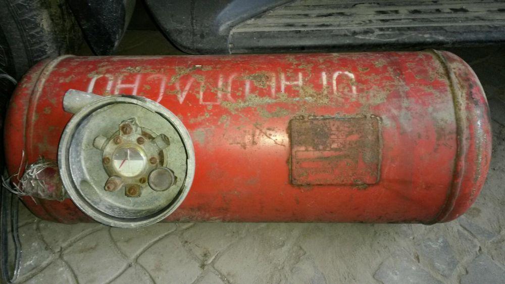 Газовый баллон для авто