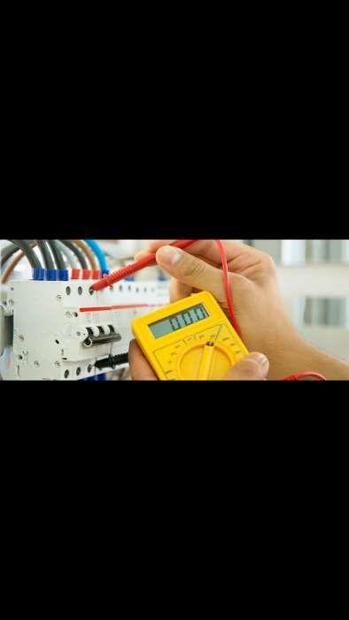 Eletrcidade residencial e industrial