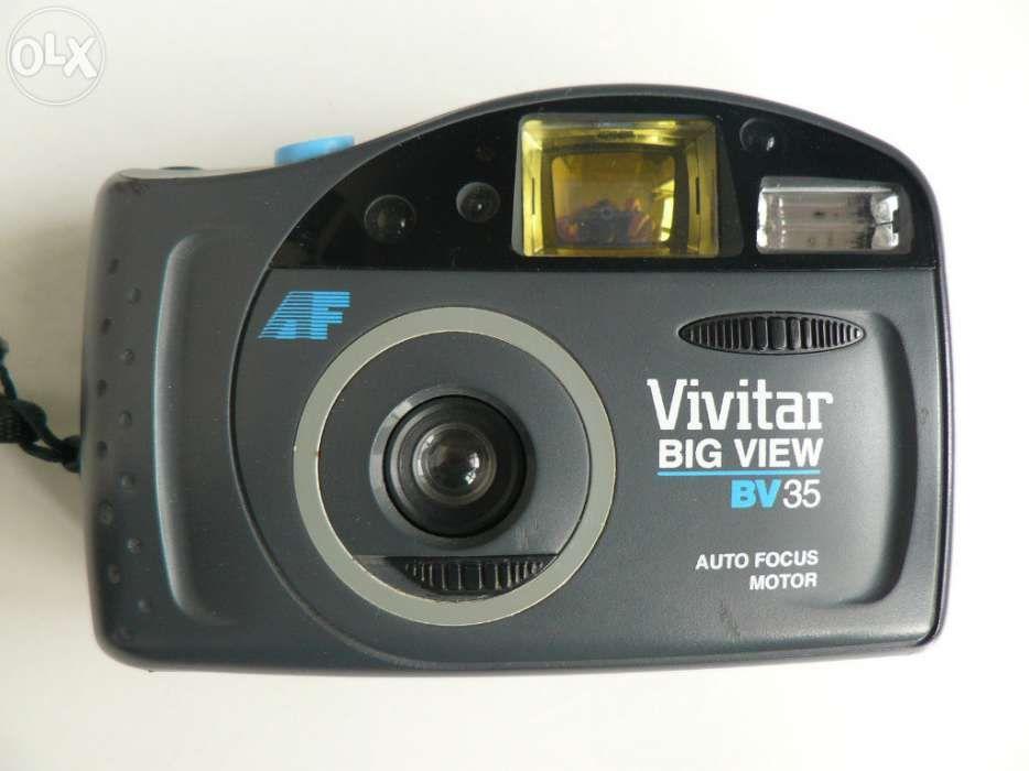"""Aparat foto cu film """"Vivitar"""" Big View BV35 adus din U.S.A."""