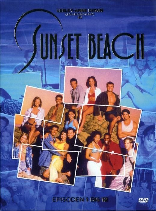 Serialul Sunset Beach pe stick usb / DVD