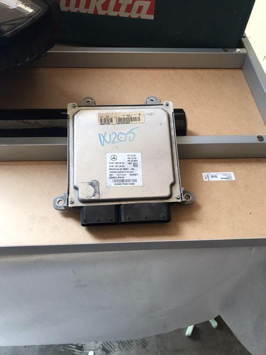 Calculator motor Mercedes A6519004500