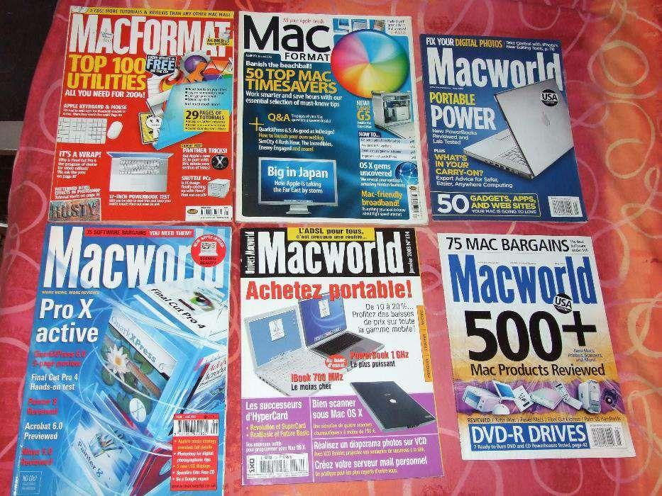 Reviste MacWorld si MacFormat