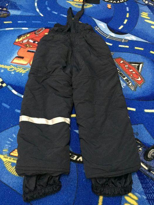 Pantaloni ski baieti 110cm