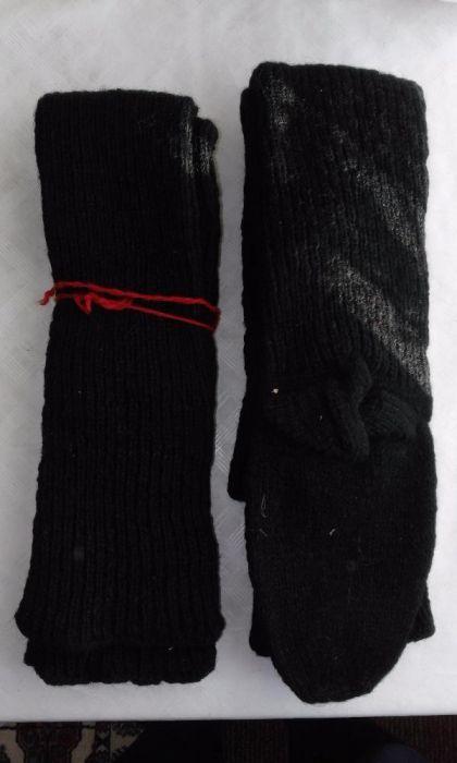 Продавам домашно плетени чорапи