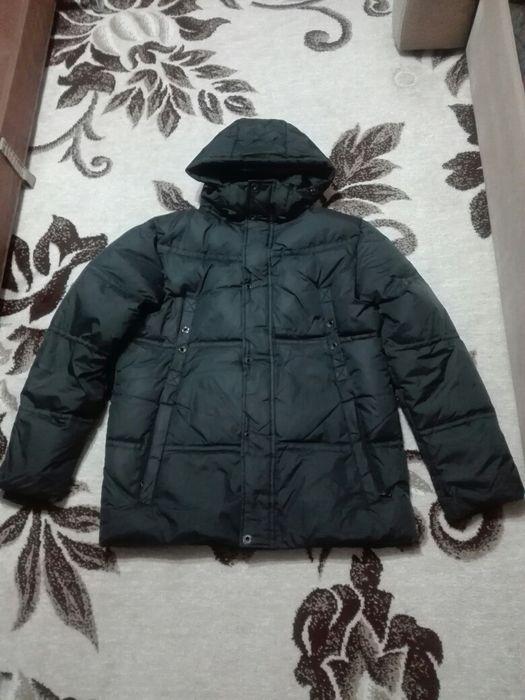 Продам мужскую куртку зимнию,б/у, в хорошем состоянии