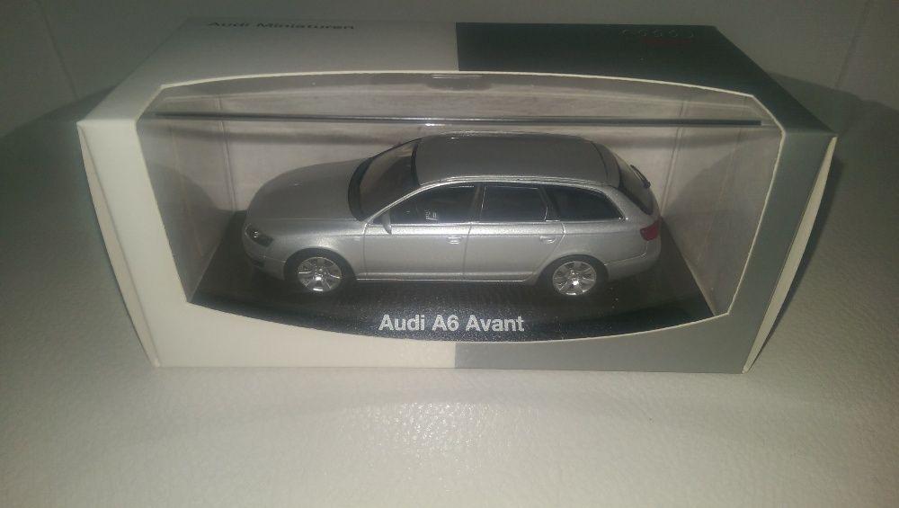 se vinde macheta Audi a6 Anant minichamps scara 1:43