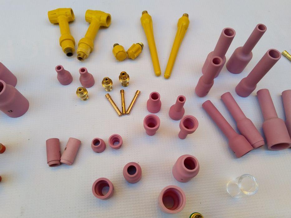 Тиг/Виг консумативи за аргонови шлангове.Дюзи стъклени и керамични гр. Пазарджик - image 5