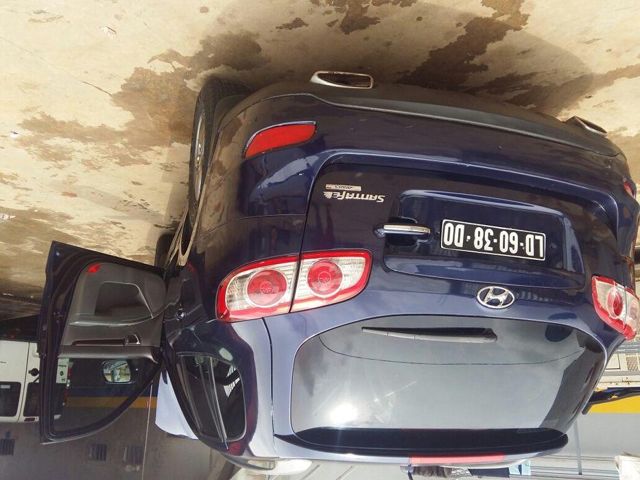 Hyundai santa fe vendo urgente