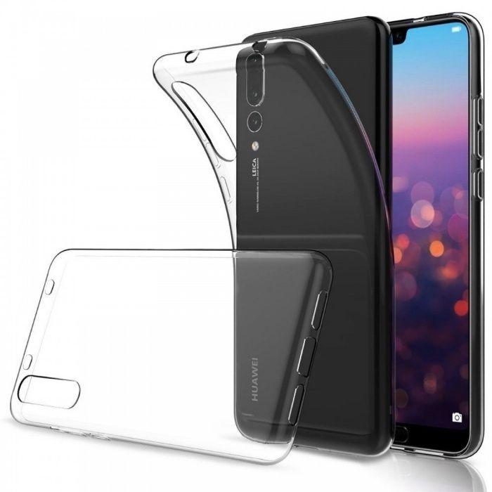 Huawei P20 силиконов гръб