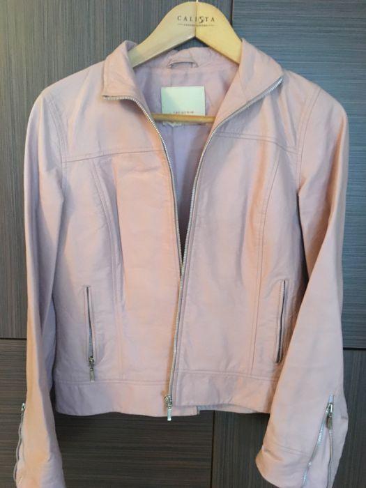разпродажба якета естествена кожа дамски