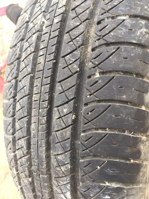 Vendo estes pneus 235/60/18
