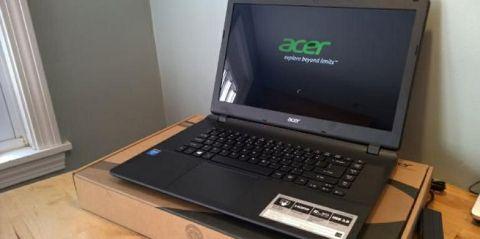 Computador portátil acer disponível