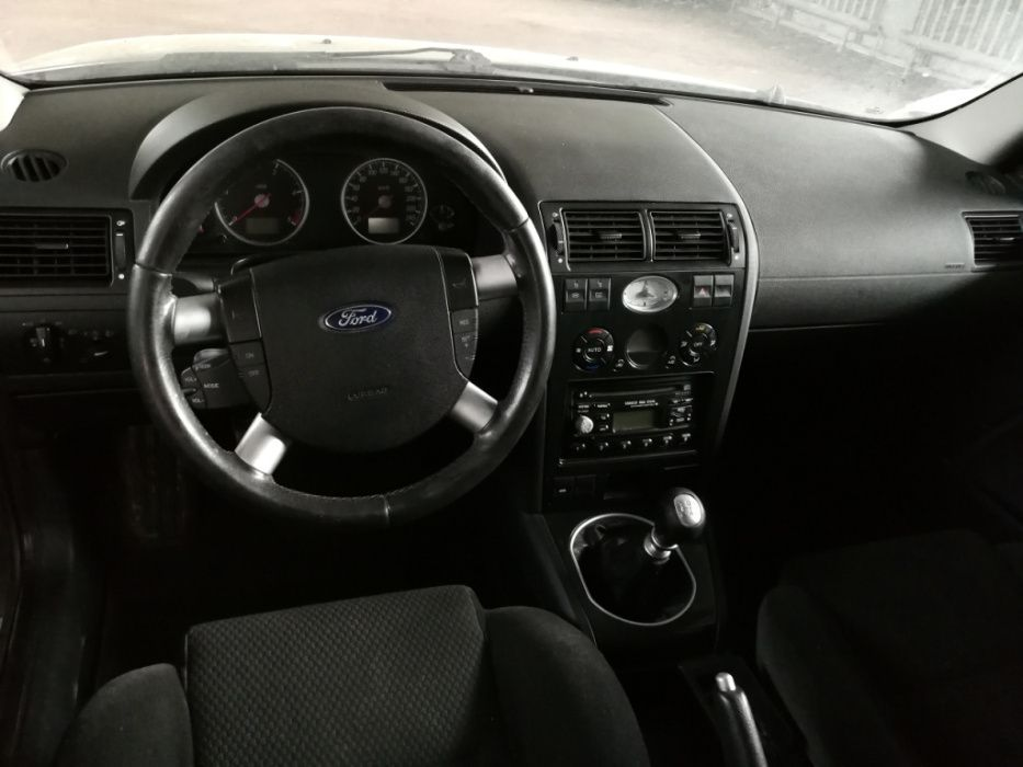 Caseta directie Ford Mondeo Ghia 2.0 tdci 2005 130CP Euro 3