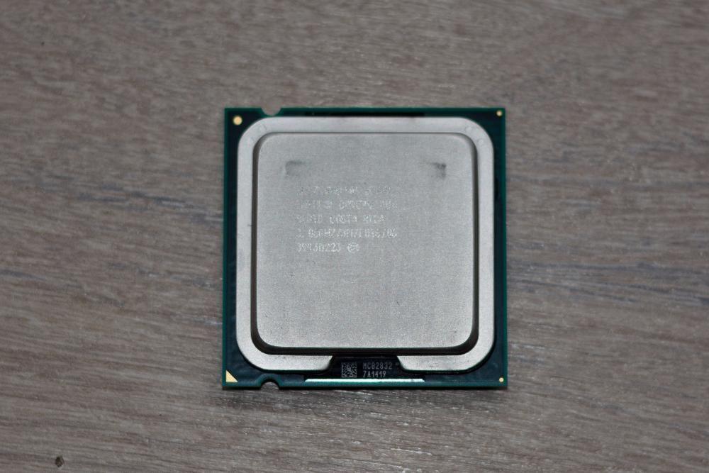 Procesor Intel core 2 duo E7600 3.06/3mb/1066 lga775