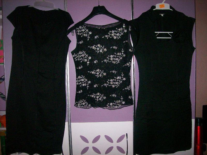 Две черни рокли и страхотен топ!
