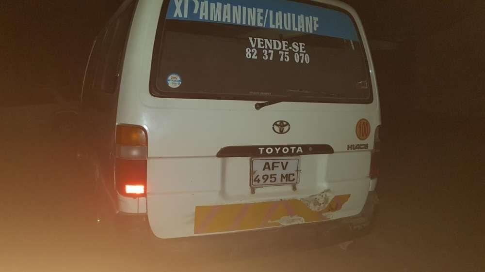 Minibus em PROMOÇÂO - 1KZ