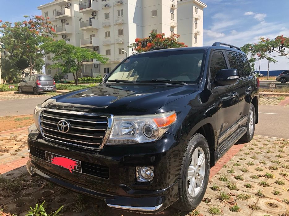 Toyota lande cruiser gx.r