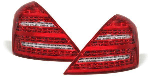 Диодни стопове за Мерцедес W221 S-Class (2005-2011) - фейслифт дизайн