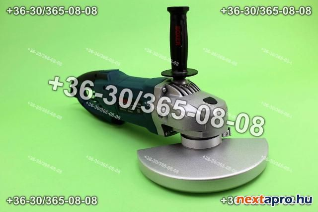 flex 230mm polizor unghiular profesional boxer3750w