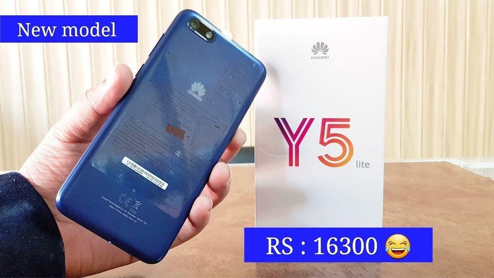 Huawei Y5 lite 2018 novos na caixa.