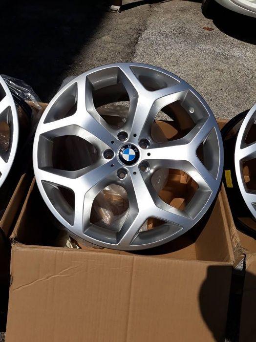 Джанти style 214 за БМВ Х5 Х6 20'' цола BMW X5 X6 e53 e70 e71 Нови гр. Елхово - image 4
