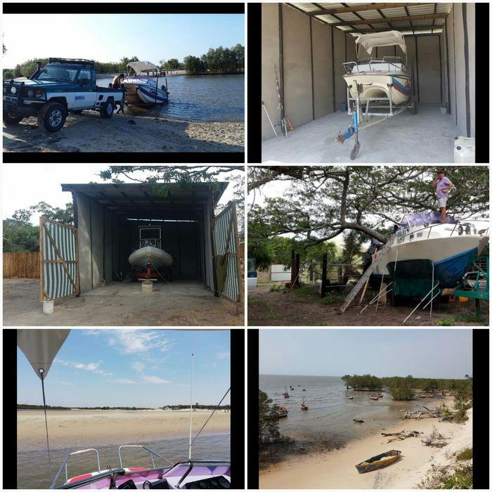 Arrenda-se espaço para guardar Barcos, Motos na Costa do Sol