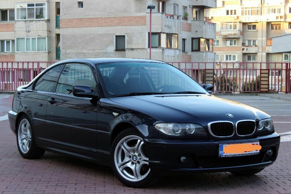 Dezmembrez bmw e46 320ci coupe facelift